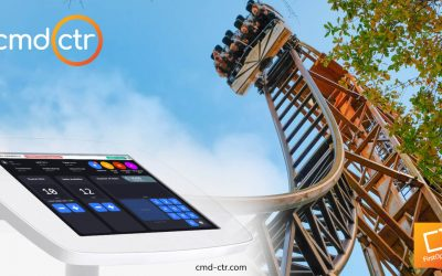 First Option Software announces launch of Cmd-Ctr, a dedicated system for park operations teams